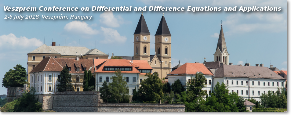 Veszprém Conference on Differential and Difference Equations and Applications